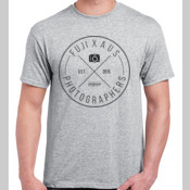 Fuji X Aus (Black Logo) - GILDAN Adult Ultra Cotton Tee